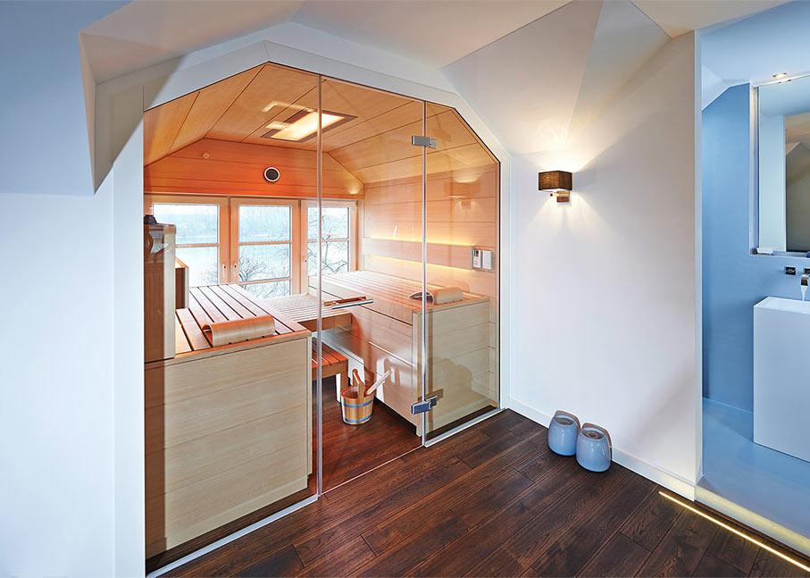 saunas serie smart infrarouge cabine de sauna. Black Bedroom Furniture Sets. Home Design Ideas